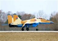 """مصر بدأت بتسلم مقاتلات""""ميج"""" الروسية"""