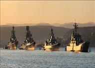 روسيا تكشف سبب غرق سفينة أسطول البحر الأسود بالقرب من تركيا