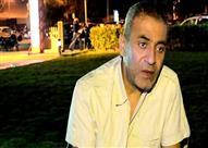 كريم السبكي وبهاء الدين محمد أول الحضور في عزاء شقيق صبري فواز