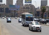 حركة المرور.. سيولة مرورية بالقاهرة الكبرى ومحاور وميادين والجيزة