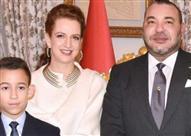 صورة منسوبة لملك المغرب مع زوجته تثير جدلاً على مواقع التواصل
