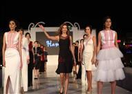 """بالصور.. مصممة أزياء الملكة رانيا """"هامة الحناوي"""" تطلق مجموعتها في مصر"""