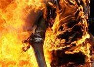 """""""وجبة"""" كادت تودي بحياة سيدة حرقًا داخل منزلها بالعياط"""