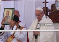 """وكيل البرلمان: زيارة بابا الفاتيكان لمصر """"ناجحة"""" وحققت جميع أهدافها"""