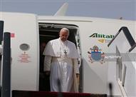 من البداية للنهاية.. 48 صورة ترصد زيارة بابا الفاتيكان لمصر