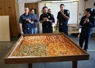 """الشرطة الألمانية في """"خدمة عشاق البيتزا"""""""