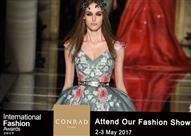 بالصور – استعدادات  الاحتفال السنوي الثالث لـ International Fashion Awards