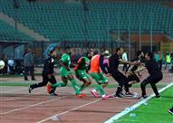 مباراة الشرقية والزمالك بالجولة 21 من الدوري المصري