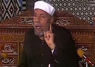 تفسير عتاب الله لسيدنا محمد فى القرأن - الشيخ الشعراوى