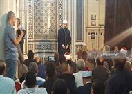 مفتي الجمهورية: أكثروا من الصلاة في ليلة النصف من شعبان -صور