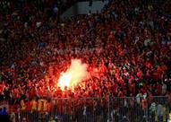 بالفيديو.. رد فعل جماهير الأهلي بعد التعادل أمام زاناكو
