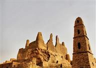 بالصور- أقدم مسجد بناه الخليفة عمر بن الخطاب