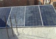 """رغم امتلاكه جهاز طاقة شمسية.. """"الكهرباء"""" تتهمه بسرقة تيار (صور)"""