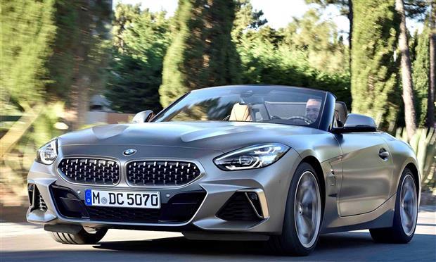 فيديو: BMW Z4 المقدمة محلياً تحصل على 5 نجوم في اختبارات التصادم