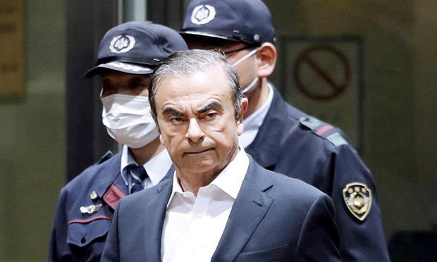 غصن لن يعترف بالتهم في محاولة لتخفيف الحكم