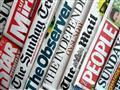 أبرز عناوين الصحف العالمية
