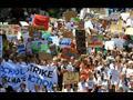 مسيرات لمئات الطلاب في أستراليا