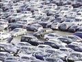 سيارات في منطقة جمركية