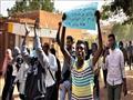 الاحتجاج في السودان