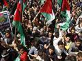 مظاهرات في قطاع غزة