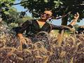 """ريهام أيمن بـ""""ضفيرة"""" وسط الطبيعة في أحدث جلسة تصوير"""
