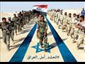 قوات الحشد الشعبي العراقية