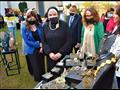 """وزير التجارة والصناعة تفتتح معرض """"صنع في مصر"""" بمتحف القوات الجوية"""