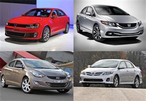 بالصور: أكثر السيارات مبيعاً خلال عام 2014