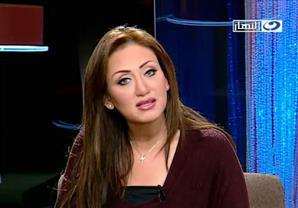 ريهام سعيد تسب إعلاميا على الهواء.. وتؤكد: ''أنا محترمة ومتربية وناجحة بجد''