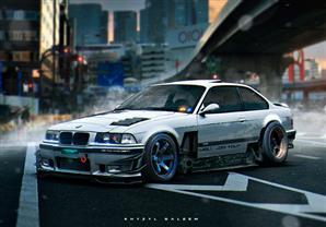 بالصور... هل شاهدت من قبل سيارات مجنونة ؟!