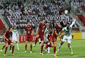 الريان يسحق الأهلي والجيش يتخطى قطر في الدوري القطري