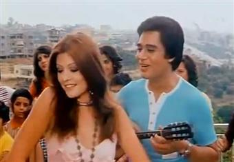 """محرم فؤاد """"والنبى لنكيد العزال""""من فيلم """"عشاق الحياة""""1971م"""