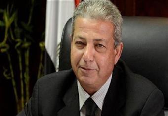 وزير الشباب والرياضة عن عودة بث بي إن سبورتس : تحيا مصر (صورة)