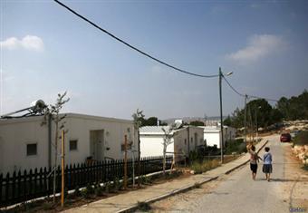 إسرائيل تصادر أراض في الضفة الغربية المحتلة