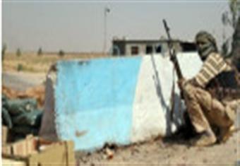 تقدم بطيء  في عملية الجيش العراقي لفك الحصار عن بلدة آمرلي