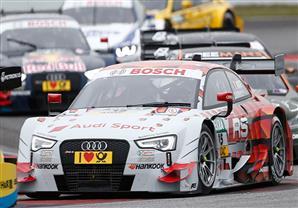أودي تفوز بسباق DTM ملئ بالإثارة في جولة  زاند فورت