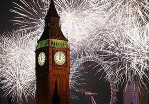 بالصور: كيف احتفل العالم ب 2015!