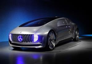 بالصور.. مرسيدس تكشف عن أول سيارة ذاتية القيادة في العالم