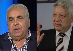 سيف العماري: لا مشكلة في العمل مع مرتضى.. وحازم إمام ابني