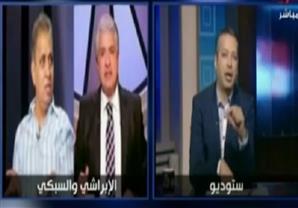 """تامر أمين: إختيار وائل الإبراشي للمحامي سمير صبري لمقاضاة السبكي .. إختيار """"سوسة"""""""