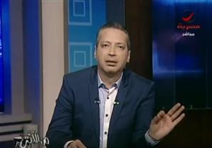"""تامر أمين: """"الرقص مهنة حقيرة وسامية جمال مش رابعة العدوية"""""""