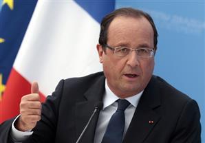 أولاند: روسيا وفرنسا اتفقتا على تنسيق الهجمات ضد داعش