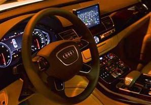 """بالفيديو.. سيارة ذكية لا تحتاج لوجود السائق أثناء الـ""""ركن"""""""