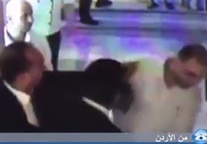 نائب اردنى يعتدى على عامل مصرى بالضرب المبرح والسبب كارثة