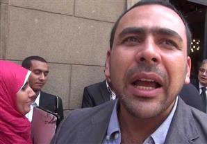 """يوسف الحسيني عن الاعتداء عليه بنيويورك: """"كان لازم أضرب الواد بالقلم"""""""