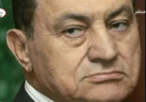 """كيف علق أحمد أبو هشيمة على صورة """"مبارك"""""""