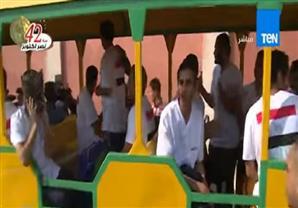 الداخلية تفرج على 331 سجيناً بينهم 76 غارماً بمناسبة ذكري أكتوبر