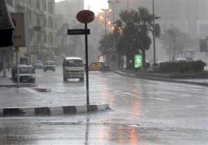 الأرصاد: توقع سقوط أمطار غزيرة على أغلب الأنحاء