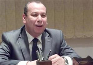 """محافظ دمياط يعقد اجتماعًا لاستعراض فتحة """"قناة البط"""""""
