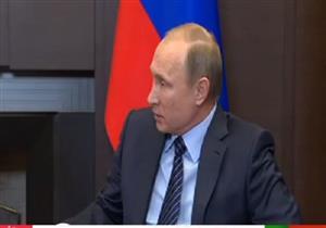"""بوتين: """"حادث اسقاط الطائرة اليوم سيكون له عواقب وخيمة على العلاقات التركية الروسية"""""""